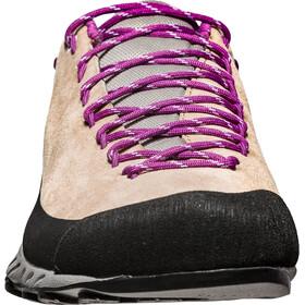 La Sportiva TX2 Leather Zapatillas Mujer, sand/purple